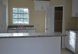 Breakfast counter and pantry
